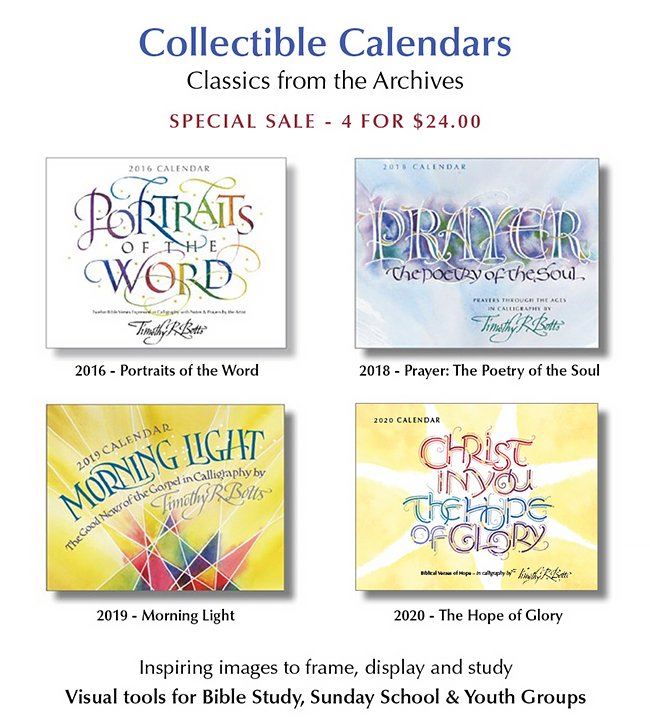 Image 0 of  Collectible Calendars - 3200