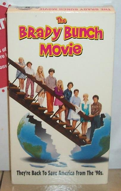 Image 0 of The Brady Bunch movie VHS Video Tape Mel Brooks