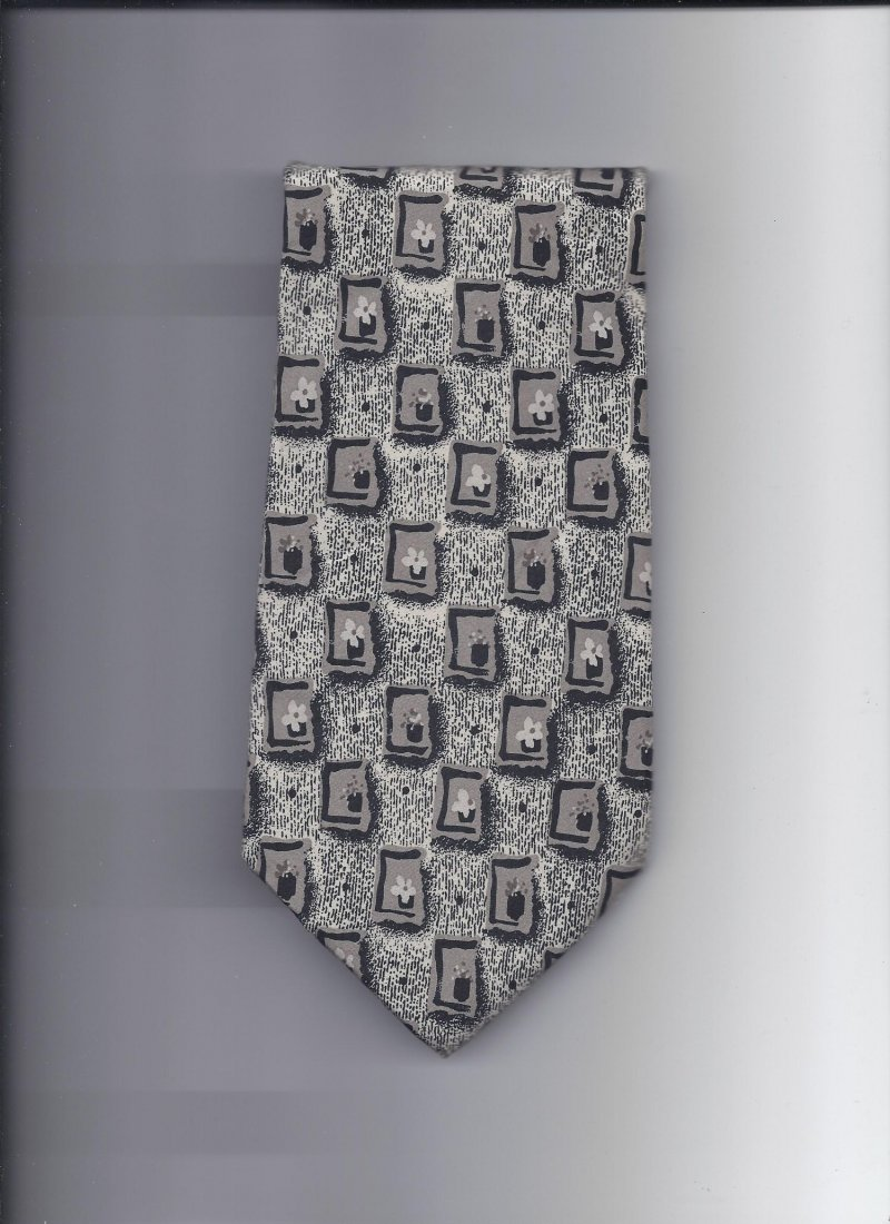 Image 0 of Madison & Rhodes 100% silk Tie 58