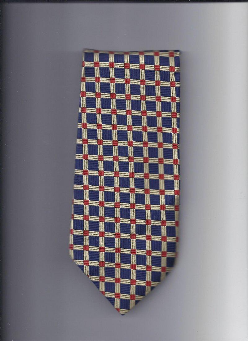 Image 0 of Paul Fredrick 100% silk Tie 58