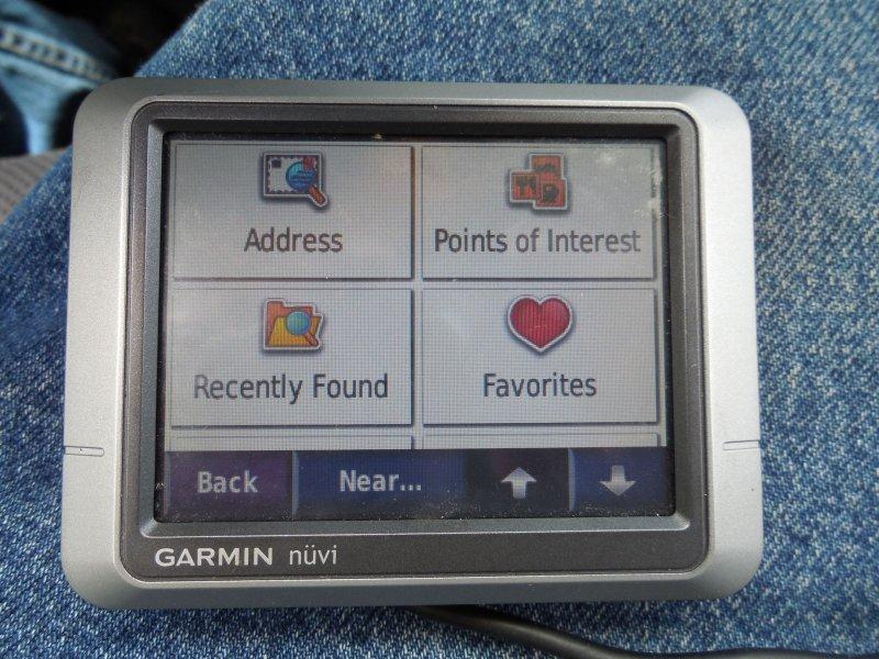Image 4 of Garmin Nuvi 200 GPS Navigation System (no Charger)