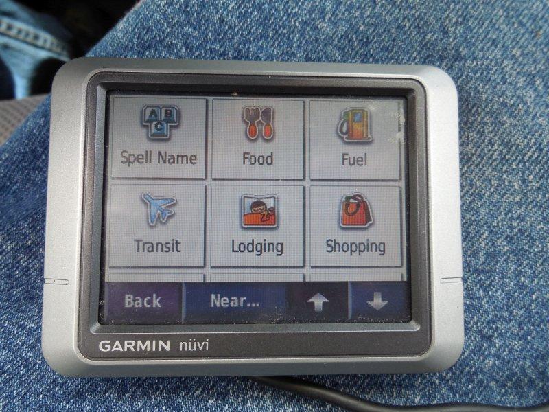 Image 5 of Garmin Nuvi 200 GPS Navigation System (no Charger)
