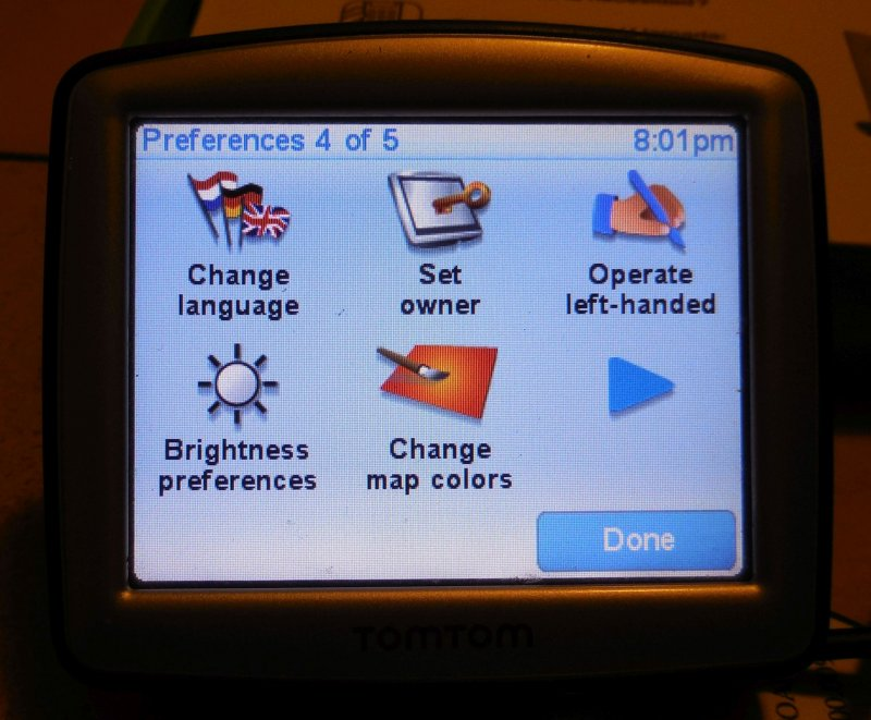 Image 10 of TomTom One 130 5