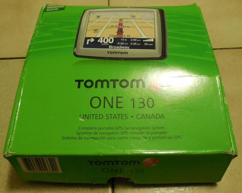 Image 0 of TomTom One 130 5