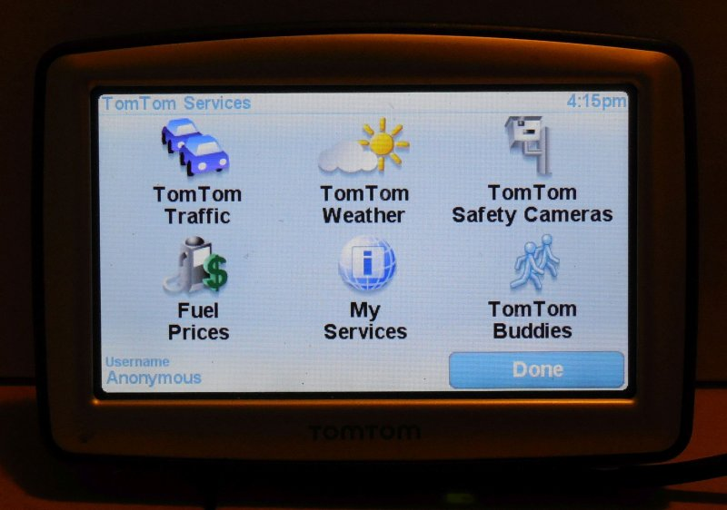 Image 10 of TomTom XL 310 US & Canada  Navigation System N14644