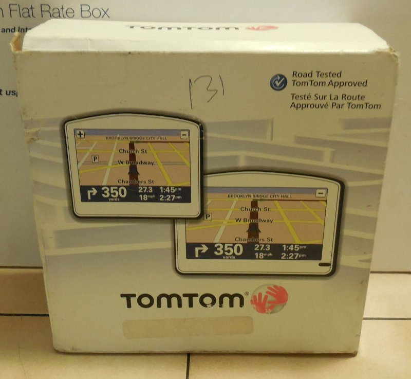 Image 0 of TomTom XL 310 US & Canada  Navigation System N14644