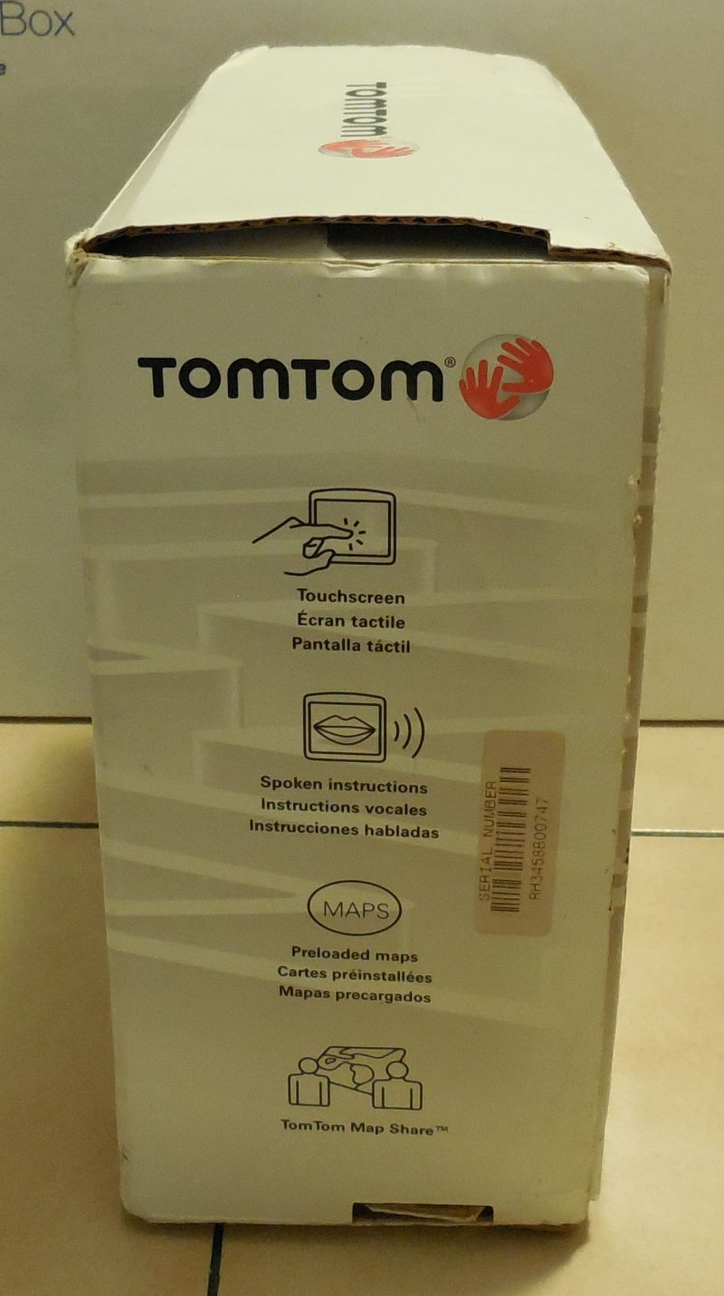 Image 2 of TomTom XL 310 US & Canada  Navigation System N14644