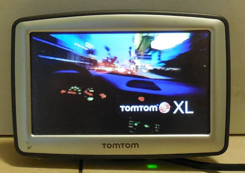 Image 5 of TomTom XL 310 US & Canada  Navigation System N14644
