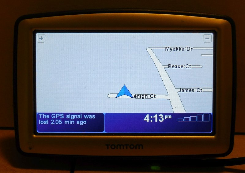 Image 7 of TomTom XL 310 US & Canada  Navigation System N14644