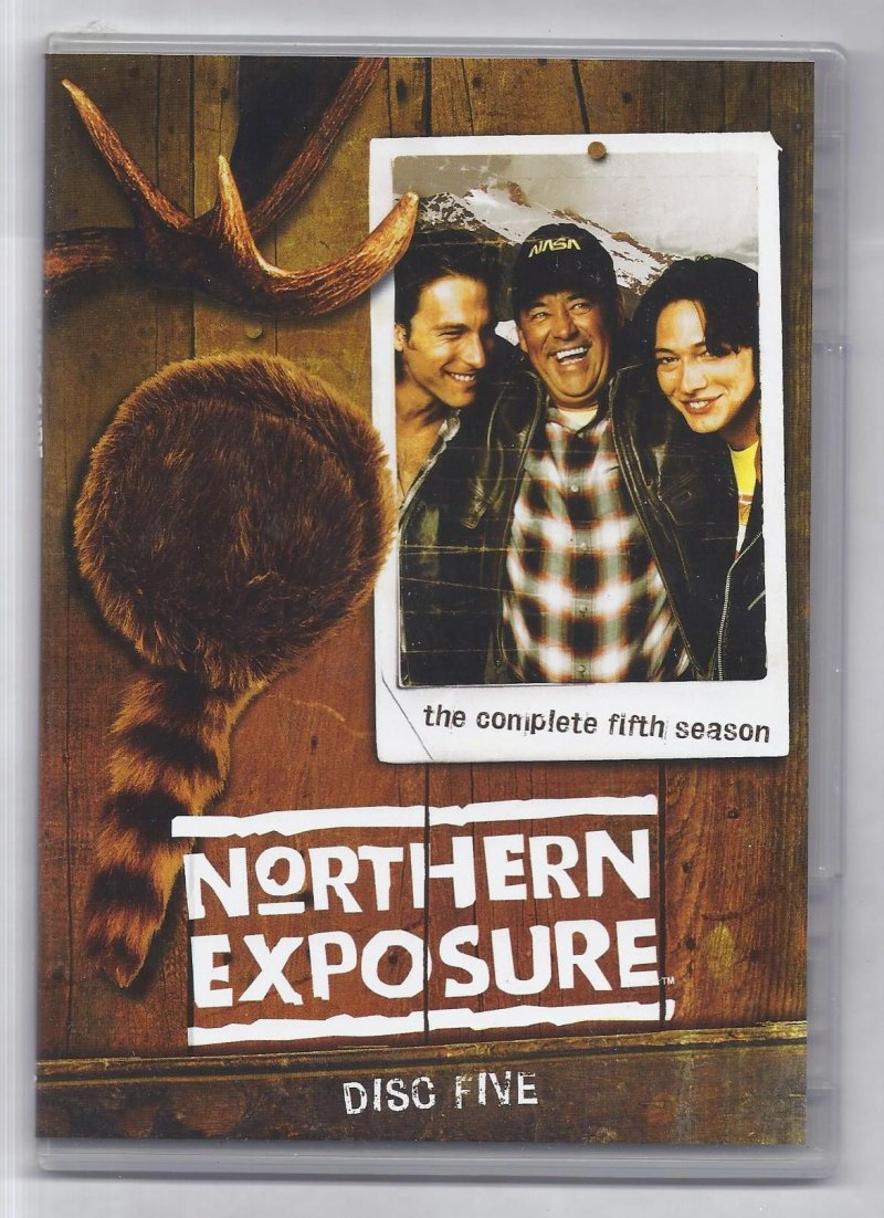 Image 2 of Northern Exposure The Complete Fifth Season DVD 5 Disc Set