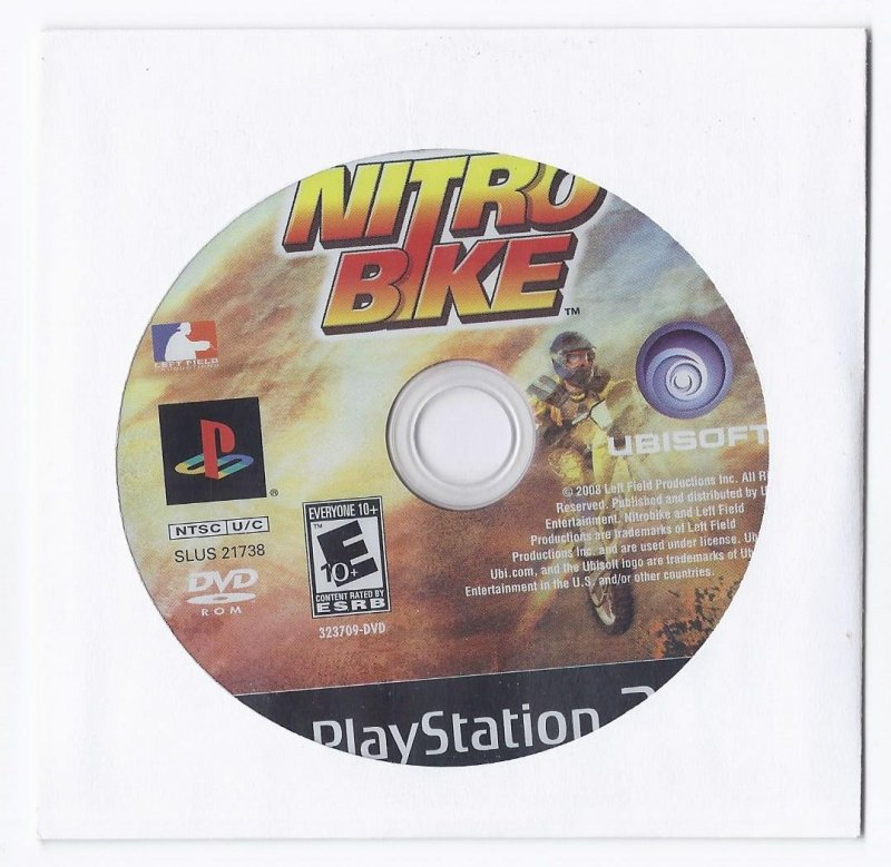 Image 0 of Nitrobike PS2 Game PlayStation 2