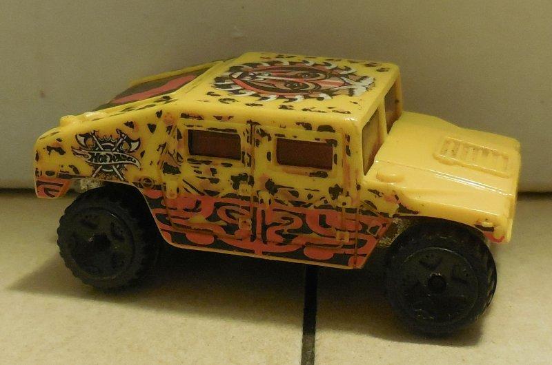 Image 0 of Hot Wheels Diecast Car #53 Mattel