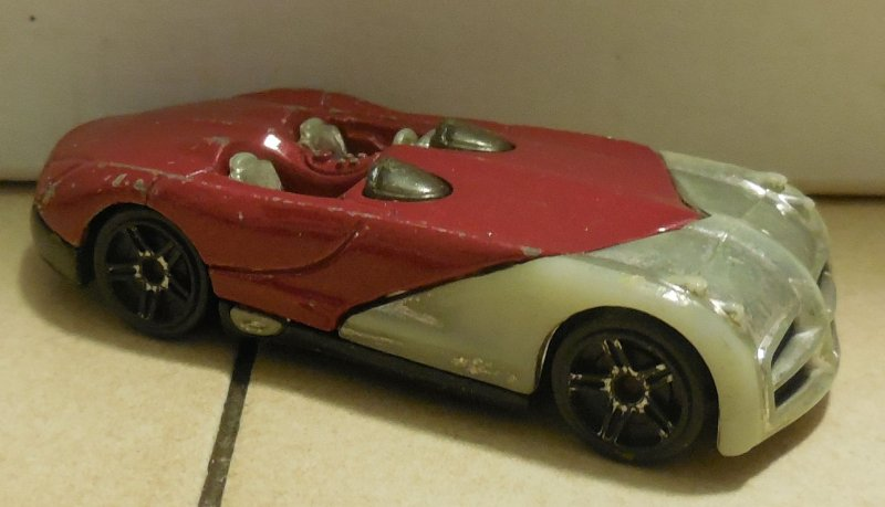 Image 0 of Hot Wheels Diecast Car #58 Mattel