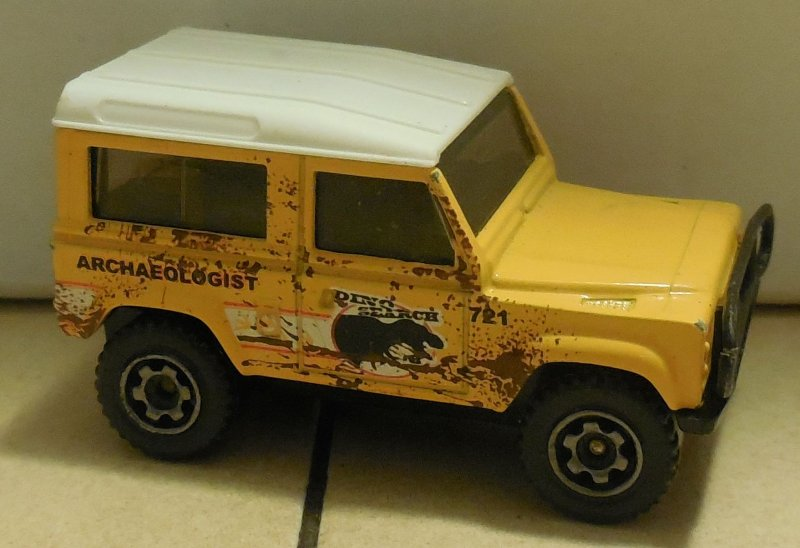 Image 0 of Hot Wheels Diecast Car #61 Mattel