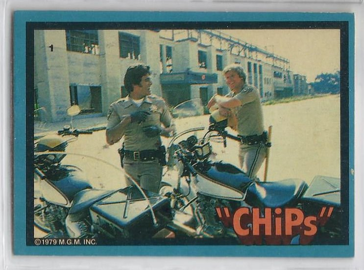Image 0 of 1979 Donruss Chips Card #1