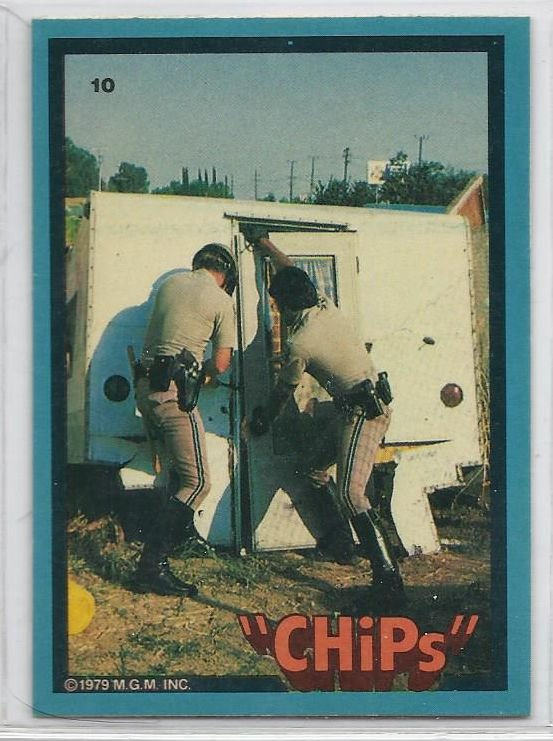 Image 0 of 1979 Donruss Chips Card #10
