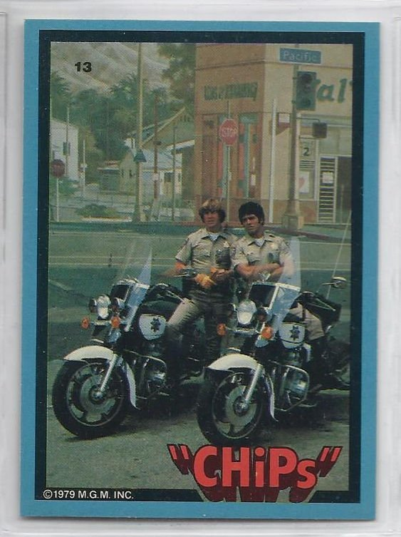 Image 0 of 1979 Donruss Chips Card #13