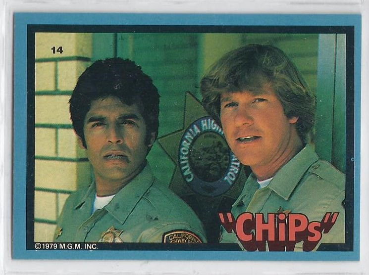 Image 0 of 1979 Donruss Chips Card #14