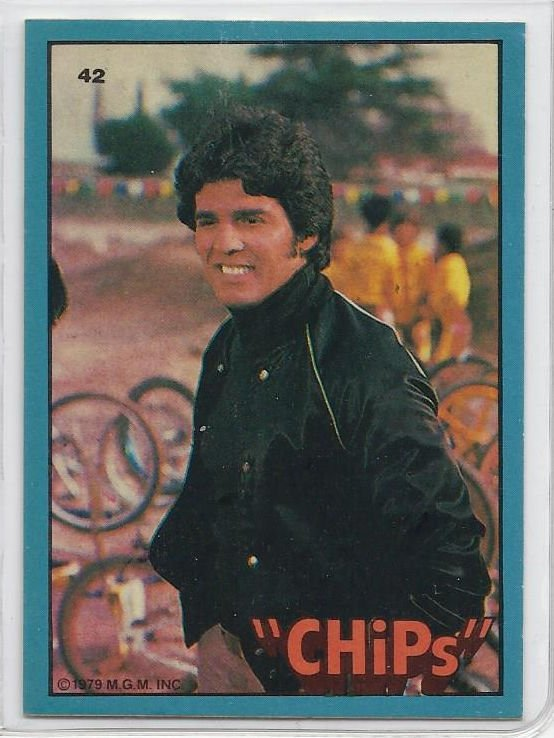 Image 0 of 1979 Donruss Chips Card #42