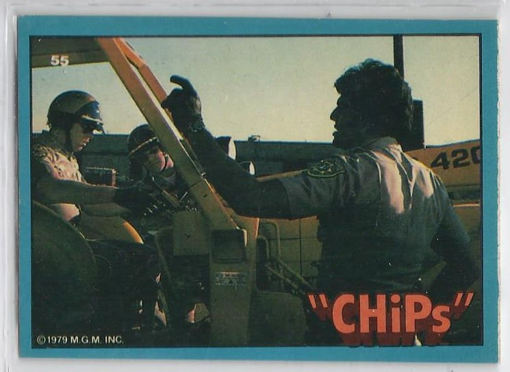 Image 0 of 1979 Donruss Chips Card #55