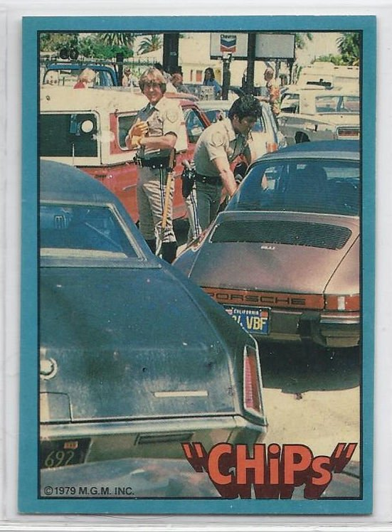 Image 0 of 1979 Donruss Chips Card #60