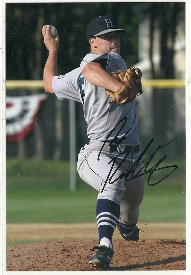 Image 0 of lex Rutledge Signed Autographed 4x6 Glossy Photo Orioles
