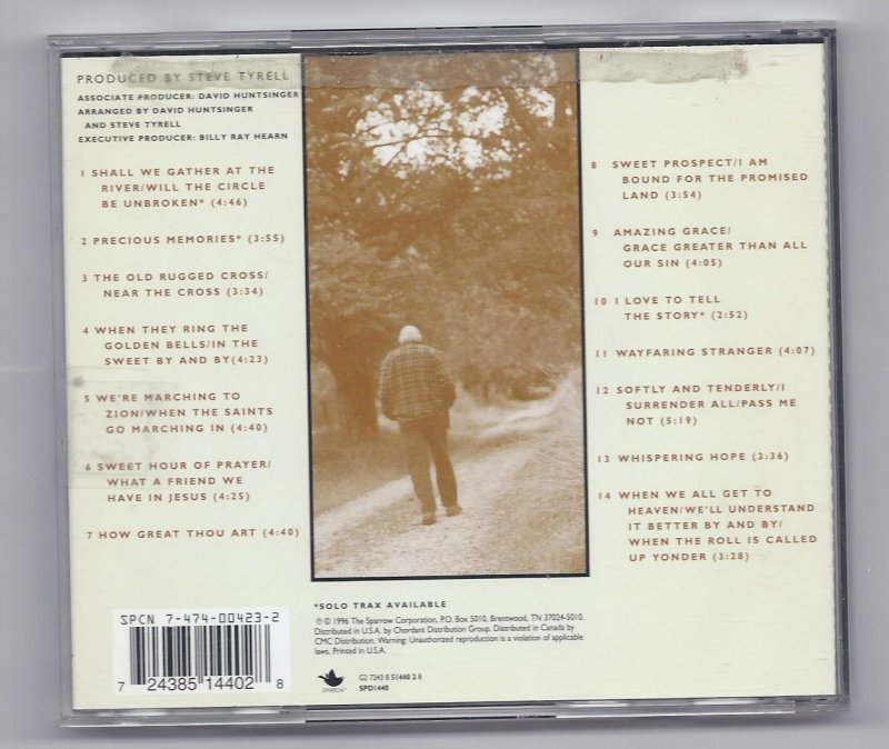 Image 1 of Andy Griffith I Love to tell the story 25 ttimeless hyms Music CD