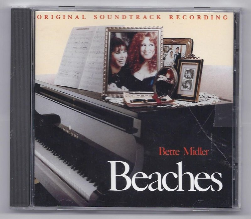 Image 0 of Beaches original motion picture soundtrack Music CD