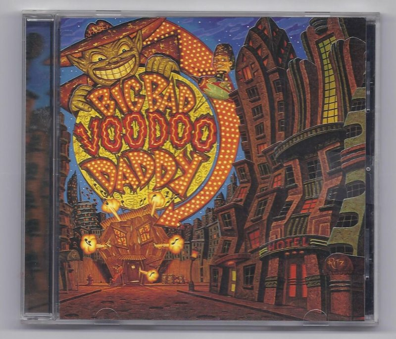 Image 0 of Big Bad Voodoo Daddy Music CD