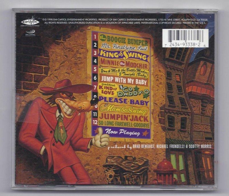 Image 1 of Big Bad Voodoo Daddy Music CD