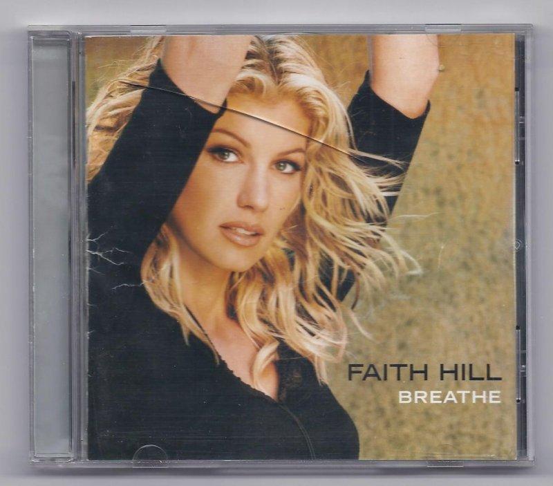 Image 0 of Faith Hill Breathe Music CD