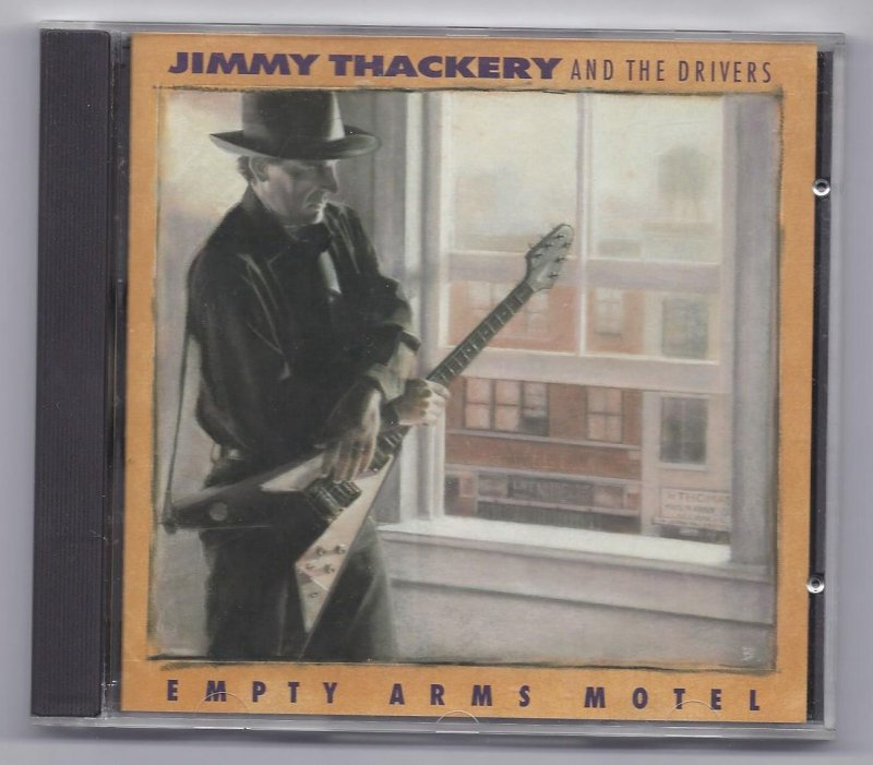 Image 0 of Jimmy Thackery and the Drivers Empty Arms Motel Music CD