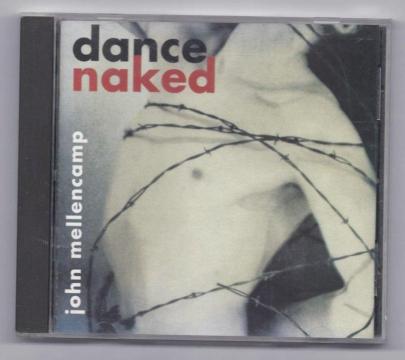 Image 0 of John Mellencamp Dance Naked Music CD
