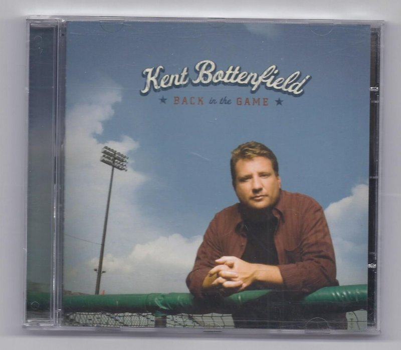 Image 0 of Kent Bottenfield Back in the game Music CD