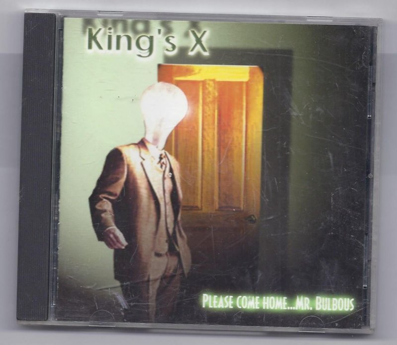 Image 0 of kings x please come home Mr Bulbous Music CD