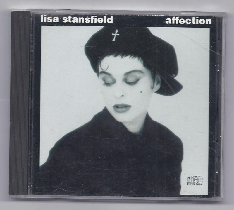 Image 0 of Lisa Stansfield Affection Music CD