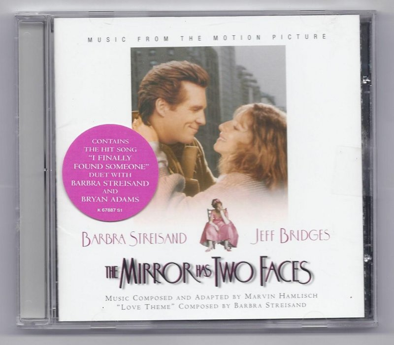 Image 0 of The Mirror Has two faces original motion Picture soundtrack Music CD