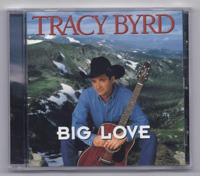 Image 0 of Tracy Byrd Big Love Music CD