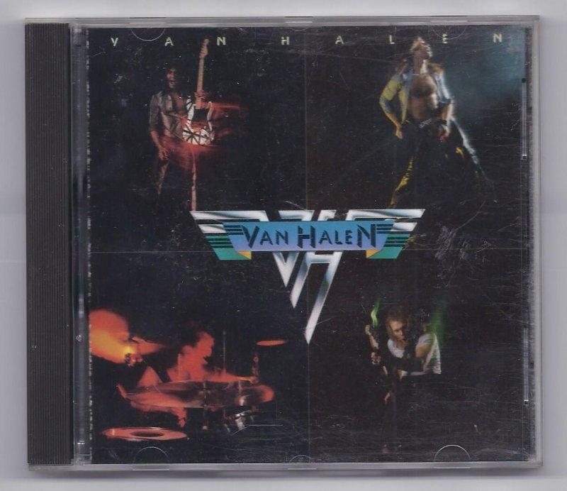 Image 0 of Van Halen Music CD