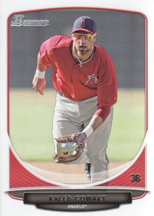 Image 0 of 2013 Bowman Draft Top Prospects #TP19 Kaleb Cowart Card