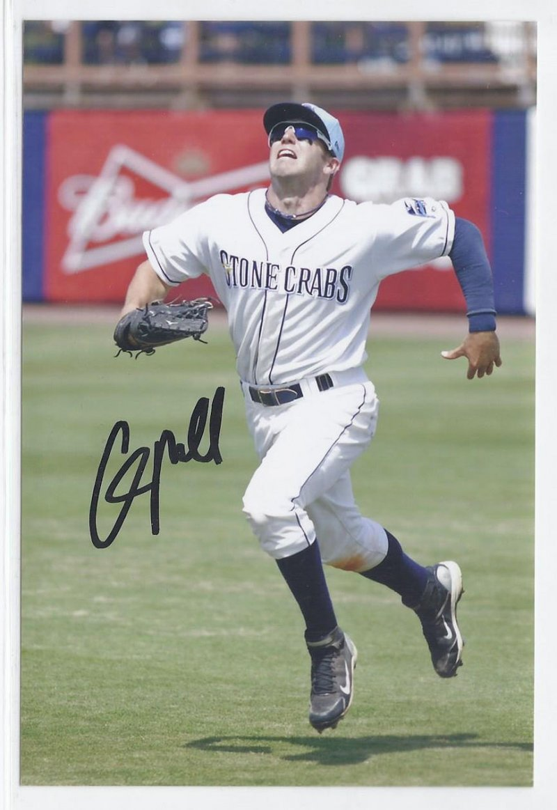 Image 0 of chris Murrill Signed Autographed 4x6 Glossy Photo Rays