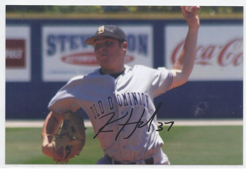 Image 0 of kyle hald Signed Autographed 4x6 Glossy Photo