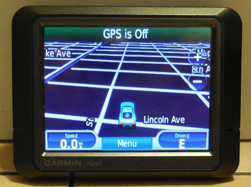 Image 1 of Garmin Nuvi 265 GPS Navigation Device Bluetooth