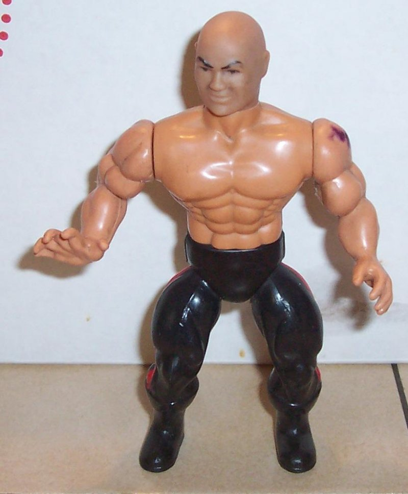 Image 0 of 1985 Remco AWA Wrestling VON RASCHKE action figure