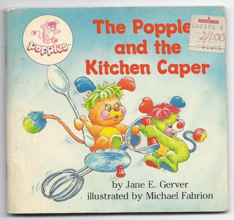 Image 0 of The Popples and the Kitchen Caper By Jane E. Gerver