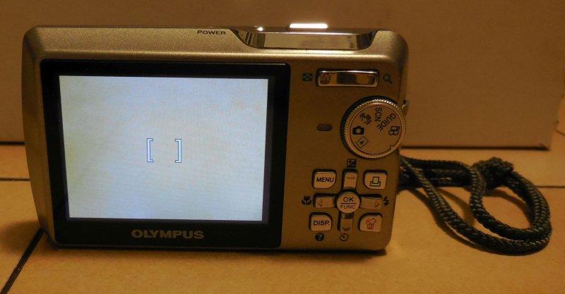 Image 3 of Olympus Stylus 740 7.1 MP Digital Camera