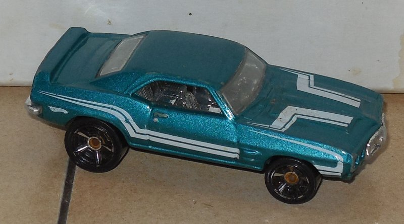 Image 0 of Hot Wheels Diecast Car #89