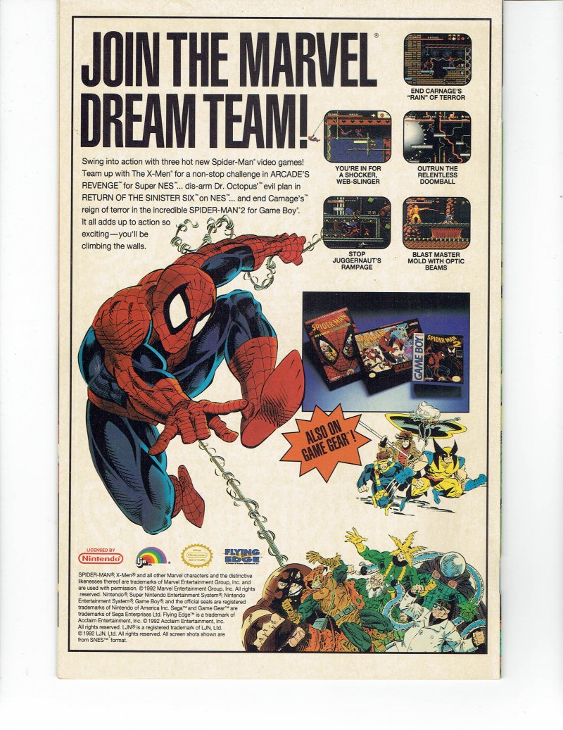 Image 1 of Ex-Mutants #2 December 1992 Malibu Comics