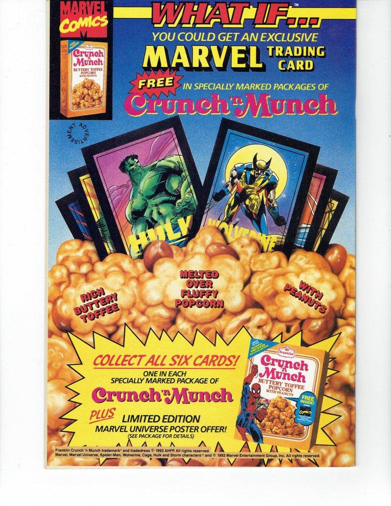 Image 1 of Ravage 2099 #8 - July 93 Marvel Comics