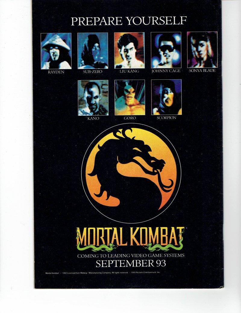 Image 1 of Ravage 2099 #10 - September 93 Marvel Comic